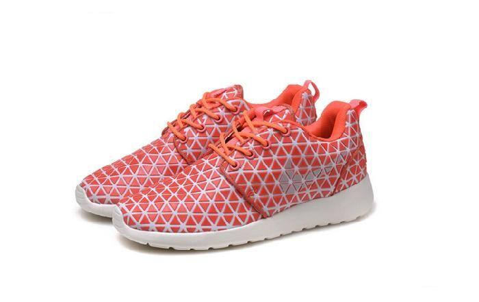 Cheap Nike Roshe Run NM on Sale Orange Running Shoes and New Men Roshe Run Hot for Sale