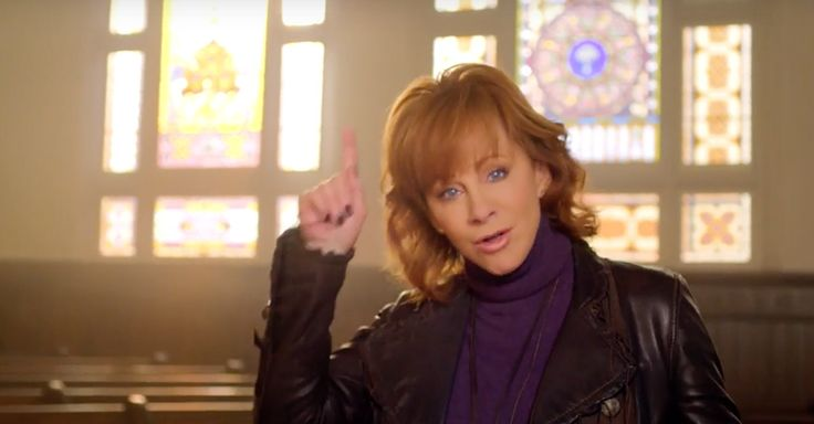 Reba McEntire's new video just might help begin to heal our divided nation
