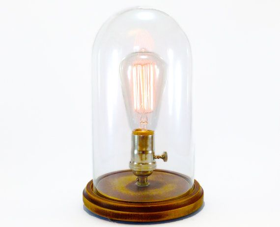 8 best Edison Bulb Table Lamps images on Pinterest | Edison bulb ...