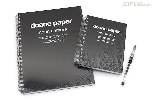 Doane Paper Moon Camera Idea Journal - Large - DOANE PAPER 016
