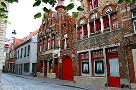 Bélgica, Brujas, Edad Media, Romántico