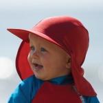 Uv werend zonnehoedje die schaduw geeft over heel het gezicht en de nek. met ingebouwde zonbescherming van UPF50+ http://www.chick-a-dees.nl/UV-werende-kleding/UV-petje-/-zonnehoedje-roze-van-Zunblock.html