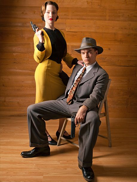 'Bonnie and Clyde': Costume details and the stylish ...