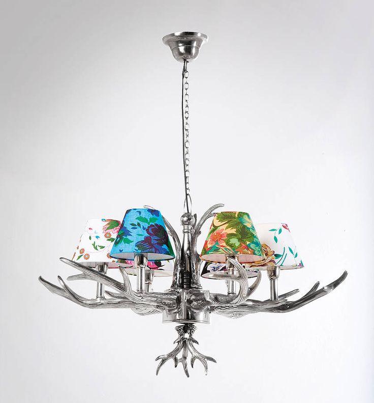 Antler Pendant Lamp