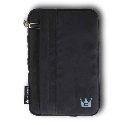 CaseCrown Faux Suede Case (Black) for 7 Inch Tablet by CaseCrown. $11.21. This CaseCrown Faux Suede Case is the stylish way to protect your device without adding additional bulk. The exterior is soft, yet is made from extremely durable material. With its zipper closure, it provides an accessible and convenient solution for carrying your device on the go! It even has an additional external pocket for small accessories. Look no further and make this case the choice carrying s...