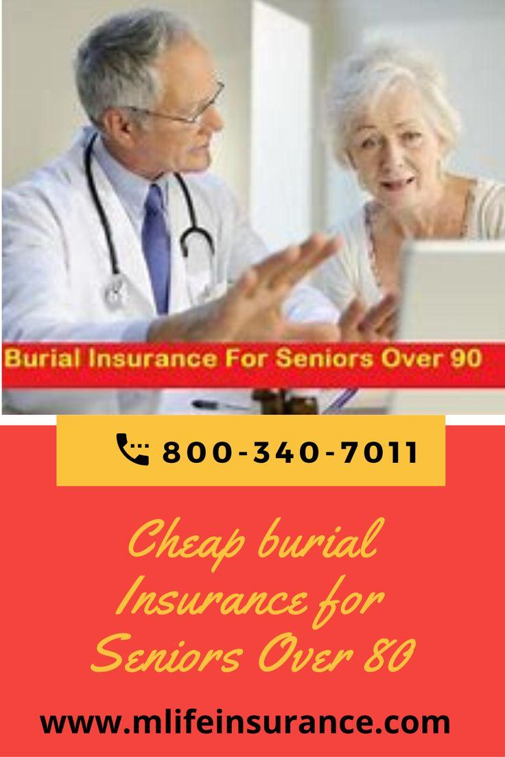 Burial insurance tips for seniors life insurance for