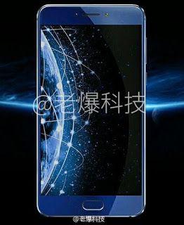 Kemunculan Gambar Asli dari Meizu X