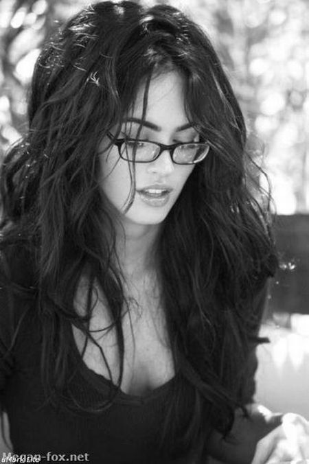 Megan Fox   looks like @Ashley Nicole