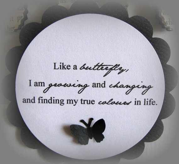 25+ Best Butterfly Quotes On Pinterest