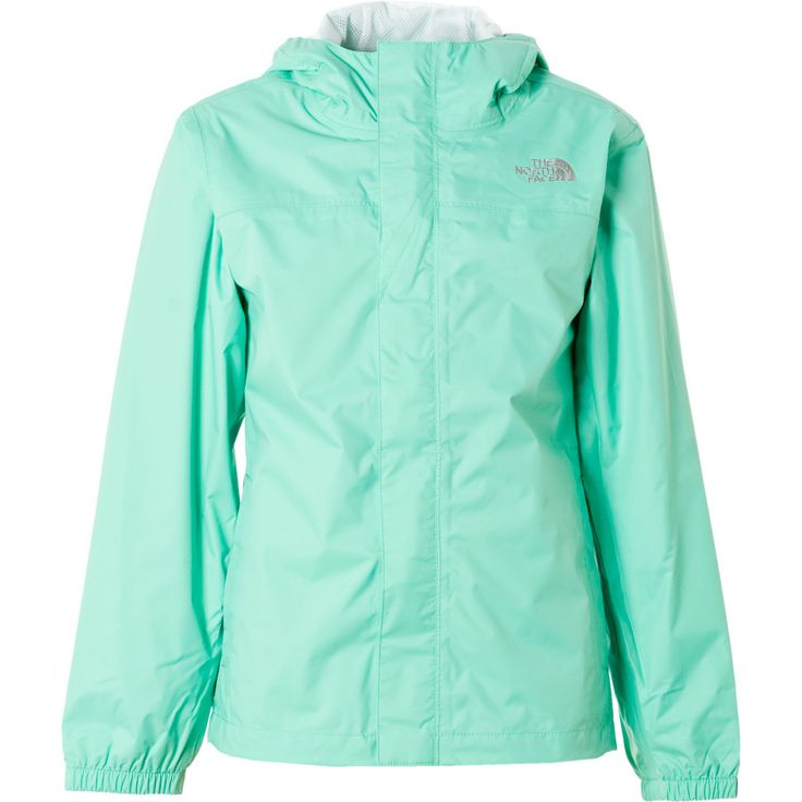 Mint north face... Cozy! love.