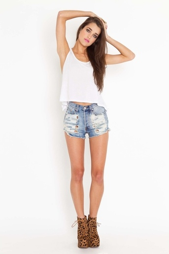want!Fashion, Platform Shoes Outfit, Shorts Shorts, Clothing Shoes Accessories, High Waisted Shorts, Cutoff Shorts, Slasher Flicks, Cutoffs Shorts, High Waist Shorts