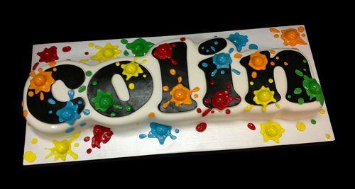 paintball cake | Debbie Goard | Flickr