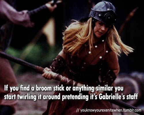 32 best images about xena on Pinterest