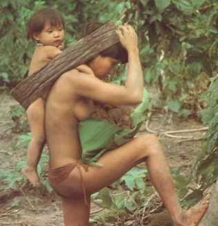 Brazilian jungle anal threesome 6