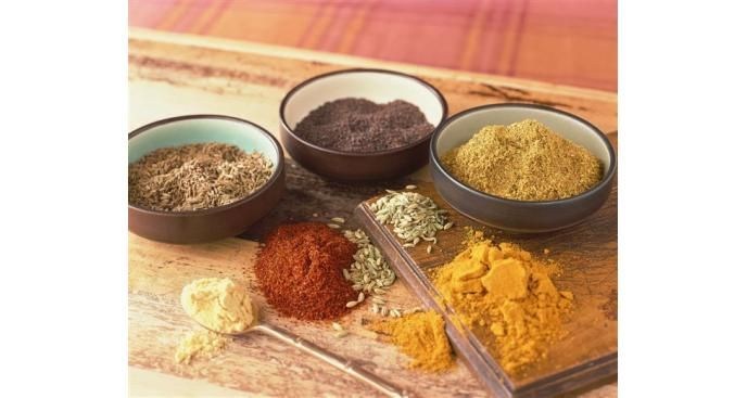 7 Wonder Spices by myyogakitchen #Spices #Yoga