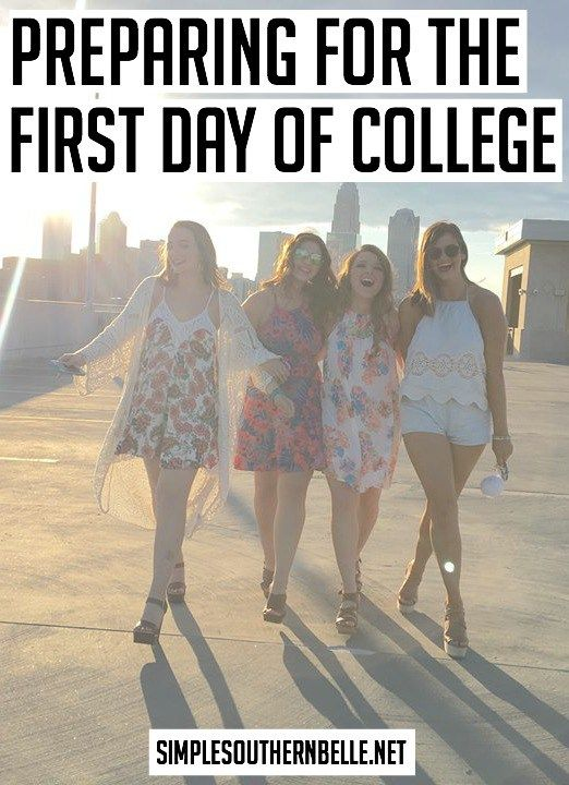 Preparing for the first of college can be both exciting and stressful but with these 10 tips you'll be sure to be prepared!
