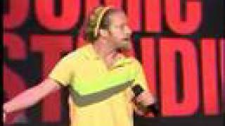 Last Comic Standing - Last Season's Champ - Josh Blue - I caught his show live and he's great