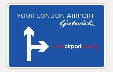 I love Airport Parking - London Gatwick