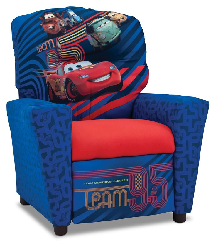 Parade Motion Kids' Recliner - Leon's
