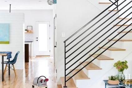 Best 39 Ideas Open Basement Stairs Railings Newel Posts 640 x 480