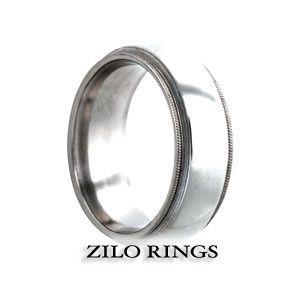 Herrlisheim, Tungsten Ring Price: $271.62 (You save $135.83)
