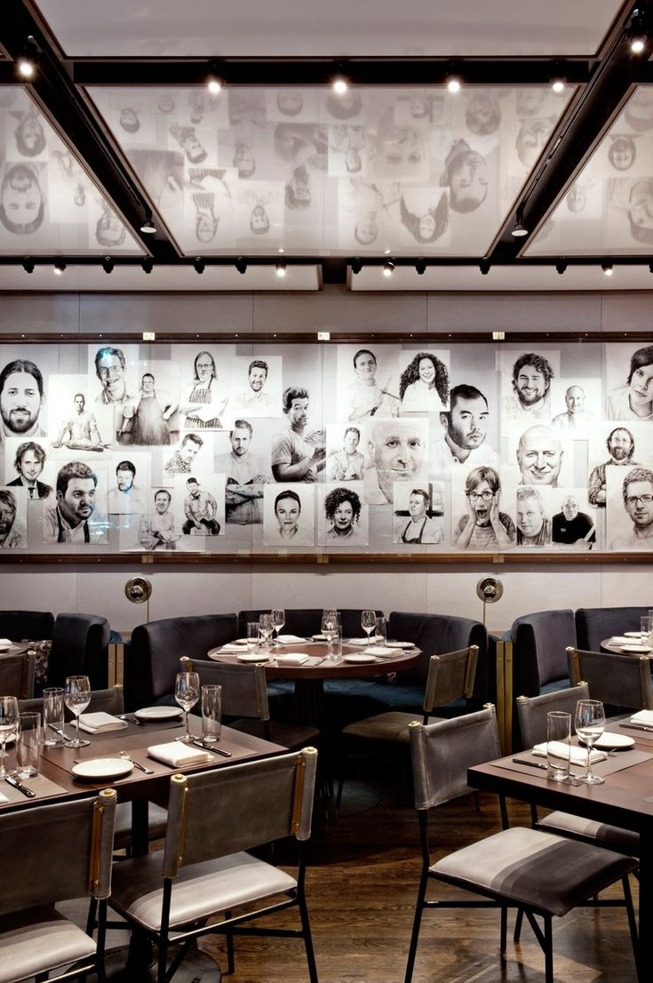 Top 20 Hospitality Giants 2015 Cafe RestaurantRestaurant DesignModern