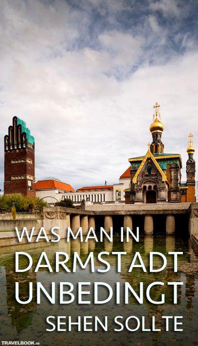 Eingerahmt von Frankfurt am Main, Mainz und Wiesbaden, scheint das kleine Darmstadt zunächst nicht besonders zu sein. Dabei es ist durchaus ein Ort, in den man sich verlieben kann – aber eben erst auf den zweiten Blick. Unser Autor hat dort vier Jahre gelebt und verrät, warum sich ein Besuch in Darmstadt lohnt.