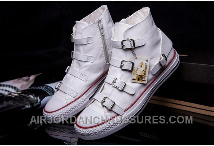 http://www.airjordanchaussures.com/converse-vs-ash-multi-buckles-white-leather-chuck-taylor-all-star-high-tops-sneakers-free-shipping-3syca.html CONVERSE VS ASH MULTI BUCKLES WHITE LEATHER CHUCK TAYLOR ALL STAR HIGH TOPS SNEAKERS CHRISTMAS DEALS 72H6P Only 60,00€ , Free Shipping!