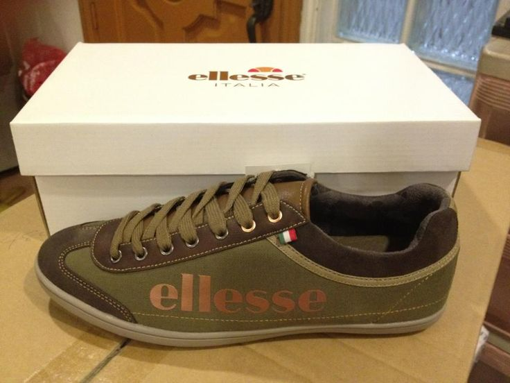 Original Ellesse shoes Size: Eur 41 to 43 Retail price: P3450 Sale price: P1200 + FREE SHIPPING  Contact me: 0932-752-1200 www.facebook.com/kamxia