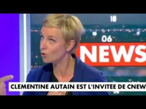 Le journal de BORIS VICTOR : Clémentine Autain se moque de Macron, le roi solei...