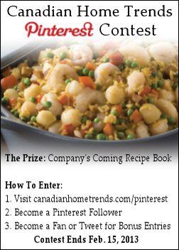 Company's Coming Cookbook