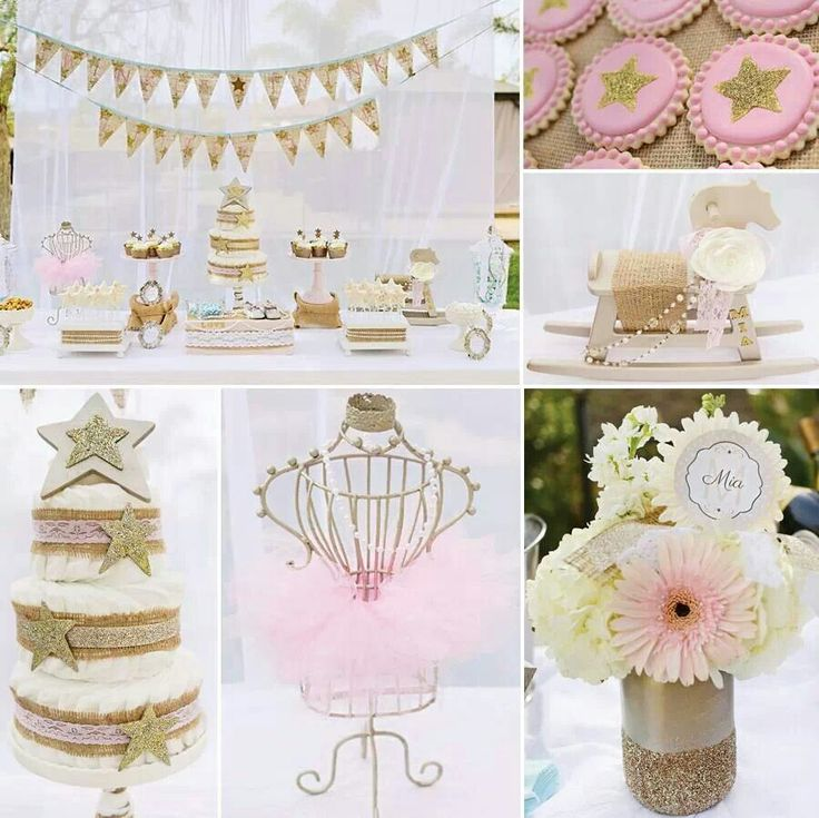 twinkle twinkle little star baby shower by very pretty parties hostess with the mostess