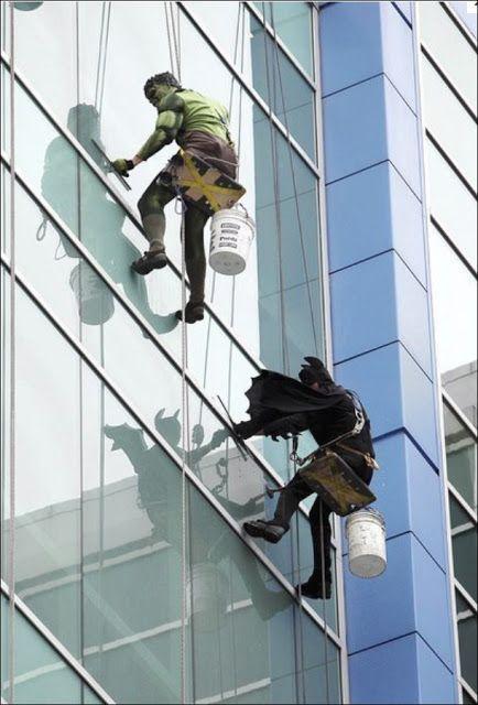 tulsa window cleaning heroes - Window Cleaner Job Description