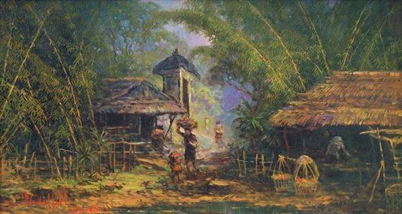 Sudjono Abdullah - Kampung