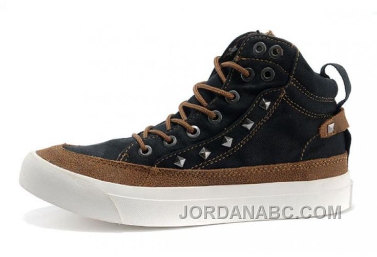 http://www.jordanabc.com/black-converse-by-john-varvatos-1908-chuck-taylor-studded-collar-all-star-rivet-high-tops-canvas-brown-leather-shoes.html BLACK CONVERSE BY JOHN VARVATOS 1908 CHUCK TAYLOR STUDDED COLLAR ALL STAR RIVET HIGH TOPS CANVAS BROWN LEATHER SHOES Only $59.00 , Free Shipping!
