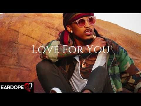 August Alsina - Love For You ft. Chris Brown *NEW SONG 2017* - YouTube