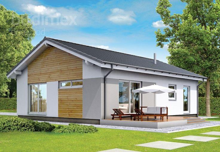 Bungalows Danwood Perfect 82 || http://www.danwood.de/hauser/bungalows/perfect-82