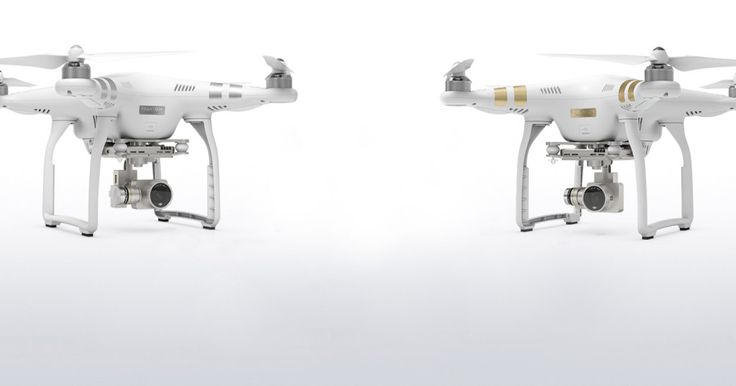 A brief introduction to the DJI Phantom 3 Quadcopter with images and video.