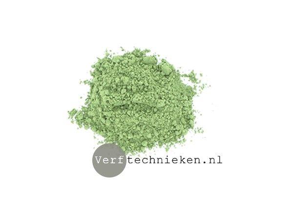Pigment Groene aarde - Pigmenten - Pigmenten, krijt, grondstoffen
