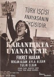 Senaryosu Vedat Türkali'ye ait olan Türkiye sinema tarihi açısından ilk politik işçi filmi.