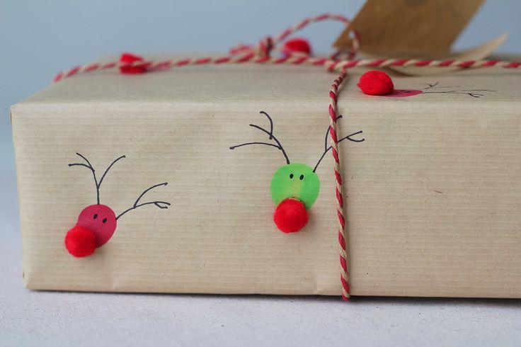 Reindeer Prints 4