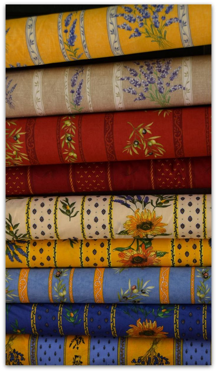 My French Country Home Find This Pin And More On French Country - French french country fabrics