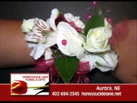 Bedford Iowa's Honeysuckle Lane Floral & Gifts on Our Story's the Celebr...