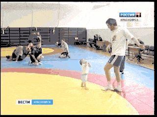 Wrestler vs Baby