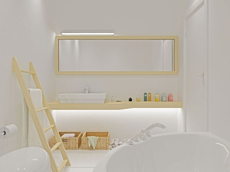 Cavo Bianco's Senior Suite bathroom  http://cavobianco.com/
