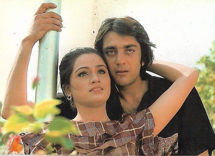 "1 Likes, 1 Comments - muvyz.com (@muvyz) on Instagram: ""#SanjayDutt #PadminiKolhapure #BollywoodFlashback #80s #postcard #SanjayMuVyz #muvyz010818…"""