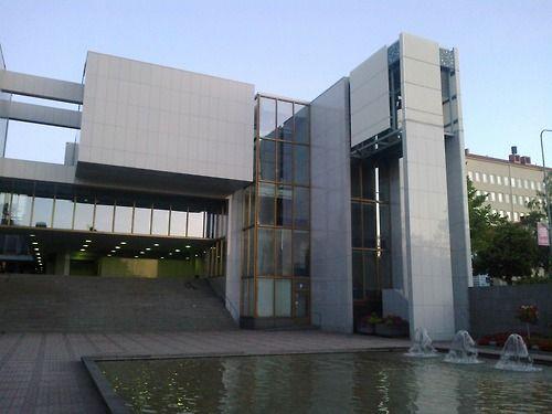 Kouvola City Hall by Juha Leviska.
