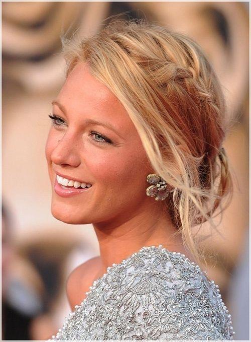 Tremendous 1000 Ideas About Celebrity Wedding Hairstyles On Pinterest Hairstyles For Women Draintrainus