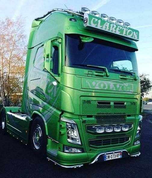 Volvo 780 Trucks For Sale: There Is Enough Something In This One.