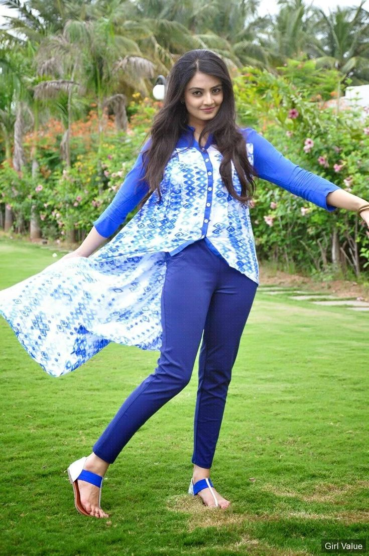 Hot salwar kameez girls tv